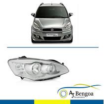 Farol Fiat Idea 2010 2011 2012 2013 014 015 Direito Original