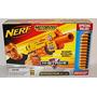 Juguete Nerf N-strike Barricade Rv-10 Motorizado Semi-auto