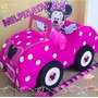 Piñata Carro Mickey,minnie,fiestas Infantiles,cars