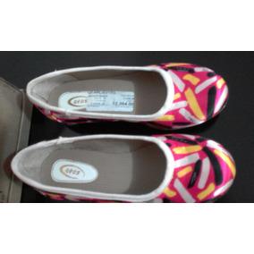 Finos Zapatos Marca Qeos Rosa Numero 31 Niña