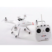 Drone Quadricóptero Quanum Nova Fpv Gps Waypoint C/ Rádio