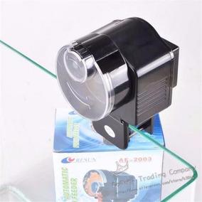 Alimentador Automático Resun Af-2003 À Pilha Para Aquários