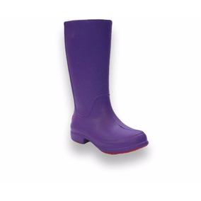 Botas Lluvia Mujer Zapatos Goma Eva Calzado Harenna Dama