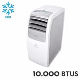 Ar Condicionado Electrolux Portátil 10.000 Btus Frio 127v