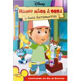 Dvd Manny Mãos À Obra - E Suas Ferramentas Disney Lacrado