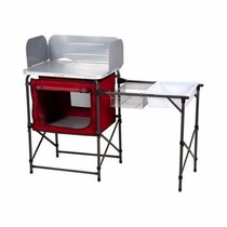 Mesa Portable Organizadora Para Campo, Playa Ó Negocio