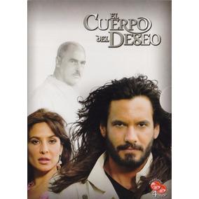 El Cuerpo Del Deseo 2005 Telenovela En Dvd