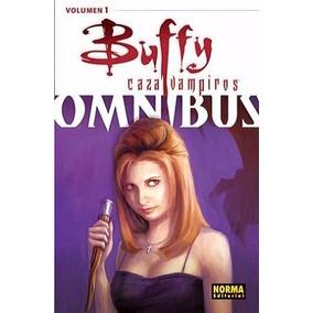 Oferta!!buffy Omnibus 7 Vol. + 2da Temp. Angel De Regalo!