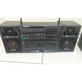 Radio Gravador Gradiente Cs-5 Impecável