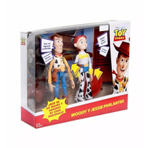 Set Paquete De Jessi Y Woody Toy Story Mattel Envio Gratis!
