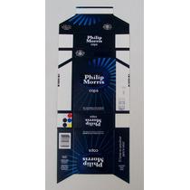 Marquilla Philip Morris, Caps #204