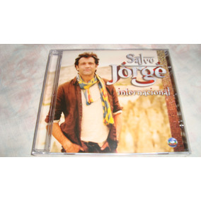 Cd Salve Jorge Internacional Lacrado!!!