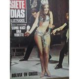 Revista 7 Dias - Granados - Vedette - Pairetti - Baron Rojo