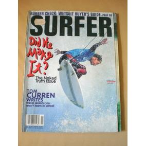 Revista Surfer Magazine Inglês Importada Nov-1994-n11-vol.35