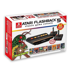 Atari Flashback 5 Clásico Juego De Consola 92 Juegos Incorp