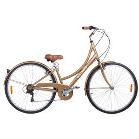 Bicicleta Retrô Aro 28 Mobele Oma 700 Vintage Lançamento