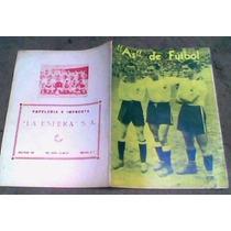 As Futbol Revistas Años 30,s Y 40,s En Pdf