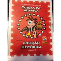 Box Coleção Histórica Turma Da Mônica - 7 - Lacrado
