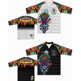 Kit Ciclismo Camisa+bermuda(lycra) Personalizada