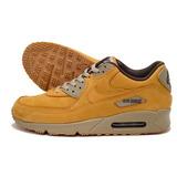 Zapatillas Hombre Mujer Nike Air Max 90 Marron Brown