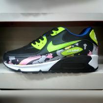 Zapatos Deportivos Nike Air Max Cosidos