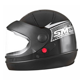 Capacete Moto Samarino Automatico Tamanho 60