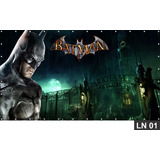 Batman Painel 2,00x1,00 Lona Festa Aniversario Decoração