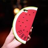 Case Pinkkk Melancia Para Iphone 4/5/5c/6