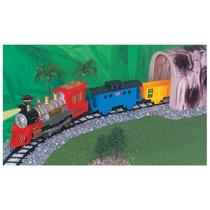 Locomotiva Expresso 2 Com Tunel - 8001 Braskit
