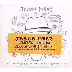 Mraz Jason - We Sing.we Dance.we Steal Thing(2cd+dvd) W
