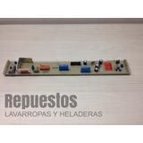 Plaqueta Lavarropas Eslabon De Lujo Ewt10a Original!!