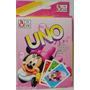 Juego Uno S Minnie Mickey Didáctico Familiar Cartas