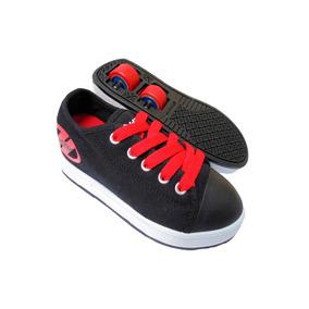 Heelys Original 22,23,24 | Tenis Patin Niño |heelys