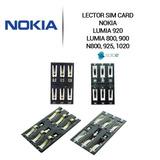 Lector De Sim Nokia N9 Lumia 920 800 900 N800 925 1020
