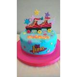 Torta Soy Luna+ Cupcakes A Solo S/.160