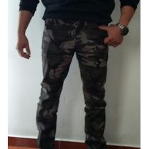 Pantalon Tipo Militar Camo , Urbano Tipo Levis Jean