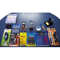 Kit Solda E Eletrônica Chaves Torx Para Celular Com Retífica