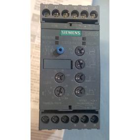 Arrancador Suave Siemens 3rw4026-1bb14 15hp Power Industrial