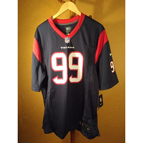 Jersey Nike Nfl Texanos Houston Texans Jj Watt Talla L