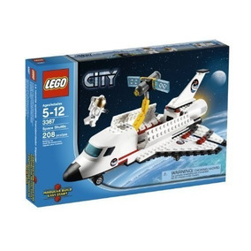 Lego City 3367 Transbordador Espacial Entrega Metepec Toluca