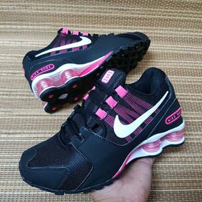 Tenis Tennis Nike Shox Mujer