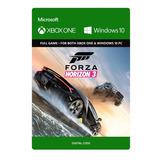 Forza Horizon 3 Xbox / Windows 10 Pc - Entrega Inmediata