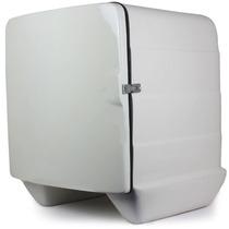 Bau Para Moto De Entrega De Pizza Gigante 167 Litros Branco