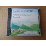 Vale Do Paraíba - Poemas Sinfonicos Yves Rudner Schmidt Cd