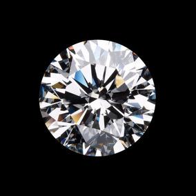 Moissanita Color H .63 Ct. Mas Brillante Que El Diamante