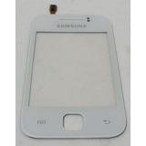 Tela Vidro Touch Samsung Galaxy Y Gt-s5360 Original Branco