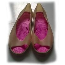 Zapatos Tipo Crox Zapatillas Plasticas Para Damas