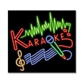Karaokes 5000 Pistas Sonido Profesional Reproductor Y Mas