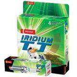Bujia Denso Iridium Tt Nissan Tiida 2009 1.8l 4cil 4 Piezas