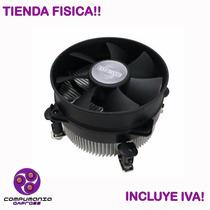 Disipador De Calor Evercool Cpu Fan Intel Socket 775 Tienda!